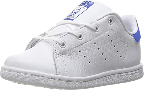 White and Gold Kids Stan Smith Trainers | adidas