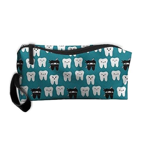Nueva venta dientes Tejido Forma De La Ninja diente viajes y ...