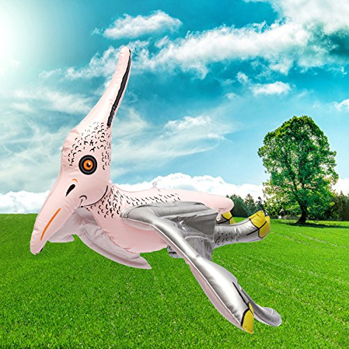 HITSAN Pterosaur Dinosaur Inflatable Blow Up Toy Children Party Gift Decor One Piece by HITSAN