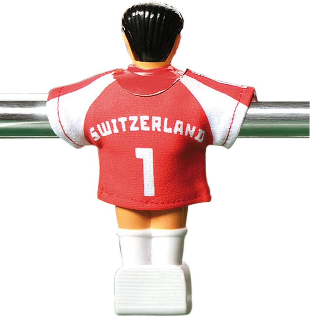 Camiseta del Suiza para galletas, diseño del fútbol Futbolín ...