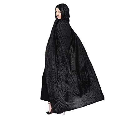 Manteau cape femme a capuche