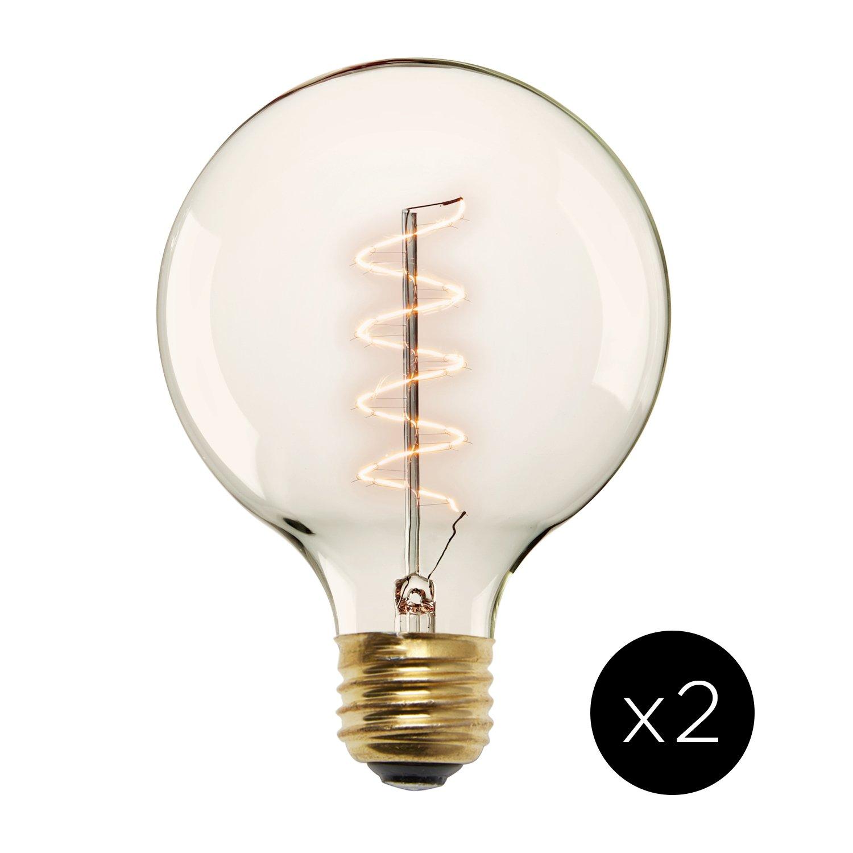 Amazon Com 40 Watt G40 Vintage Antique Light Bulb