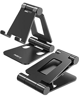 AmazonBasics - Soporte multiángulo portátil para tablets, e ...