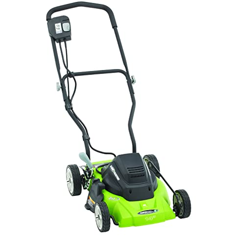 Earthwise 50214 14-Inch 8-Amp Mower, Corded