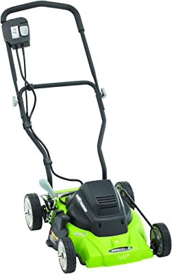 Earthwise 50214 Discharge/Mulching Corded Electric Lawn Mower