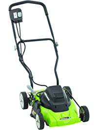Lawn mower tractor walk behind lawn mowers riding lawn mowers earthwise 18 inch corded electric lawn mower fandeluxe Gallery
