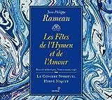 Rameau: Les fetes de l'Hymen et l'Amour