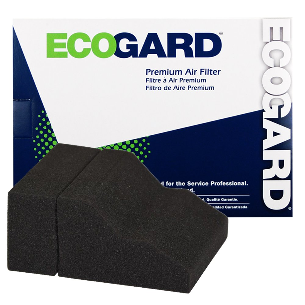 ECOGARD XA10433 Premium Engine Air Filter Fits Ford F-350 Super Duty, F-250 Super Duty