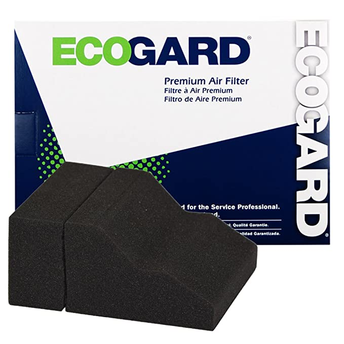 ECOGARD XA10433 Premium Engine Air Filter Fits Ford F-350 Super Duty F-250 Super Duty