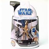Star Wars - The Clone Wars - Figurine du Super Battle Droid