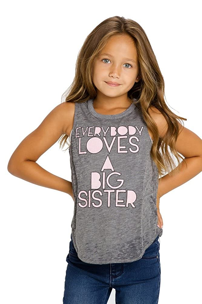 Chaser Girls Everybody Loves a Big Sister Muscle Tank