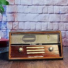 L&QQ Retro Radio Model Home Decoration