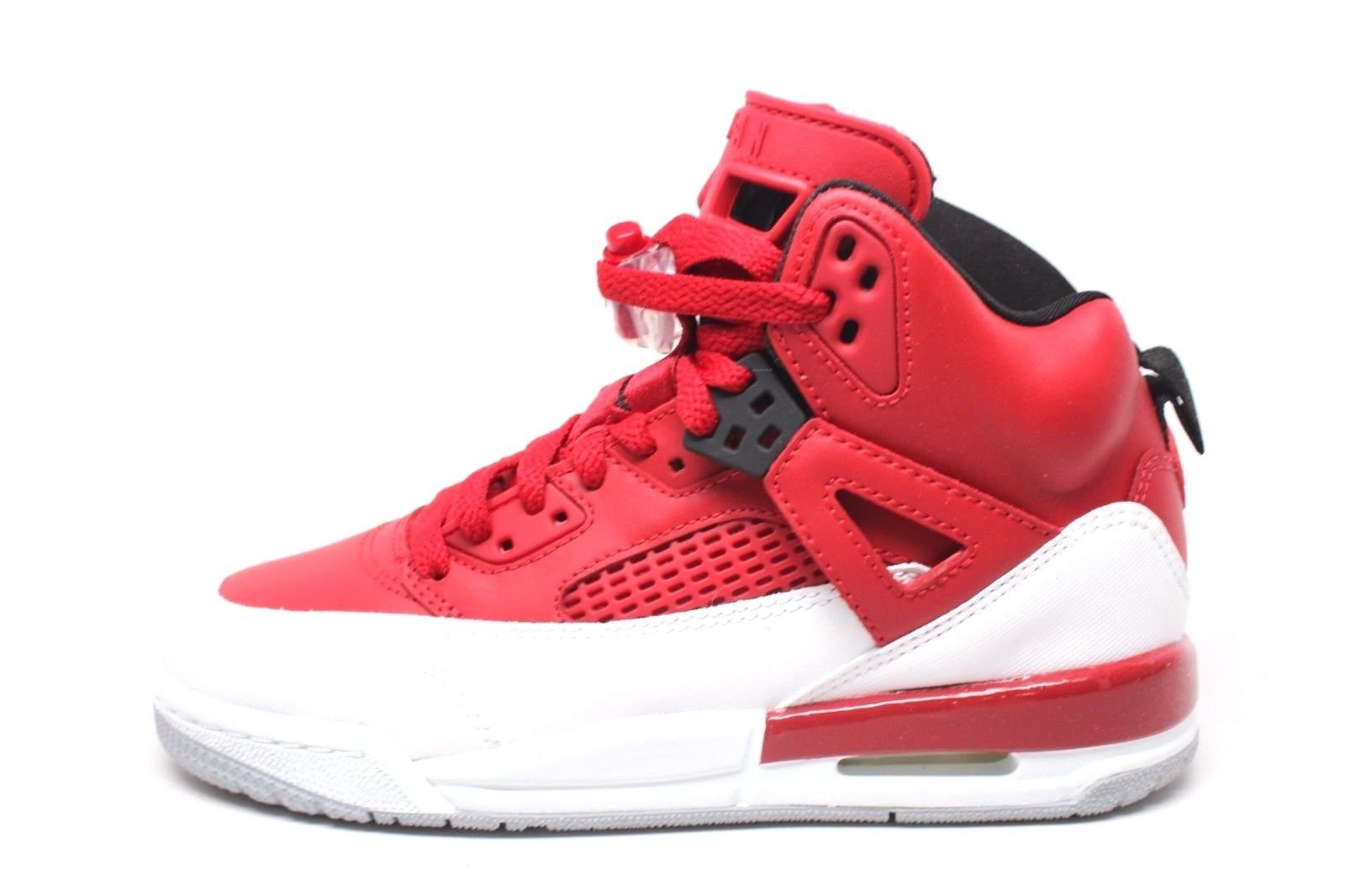 Jordan Air Spizike GS Gym Red (4 M US Big Kid)