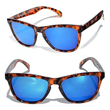 Amazon.com: Polarizadas Tortoise Shell – Gafas de sol con ...