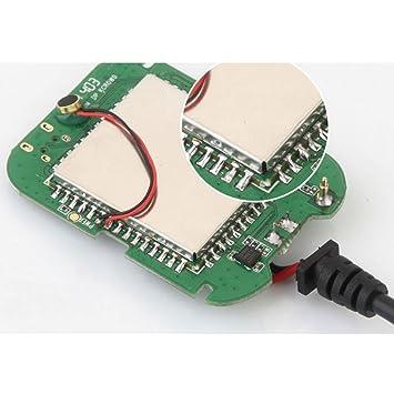 Generic GPRS GPS Tracker motocicleta Localización GSM supervisión Vehículo Tracker Sistema de protección con GPRS emisor peil emisor: Amazon.es: Coche y ...