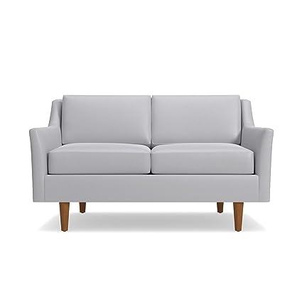 Sutton Apartment Size Sofa, Stone, 68.5u0026quot; ...