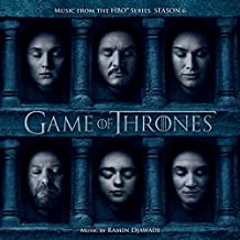 Game Of Thrones (Music from the HBO Series) Season 6 (3LP Vinyl)