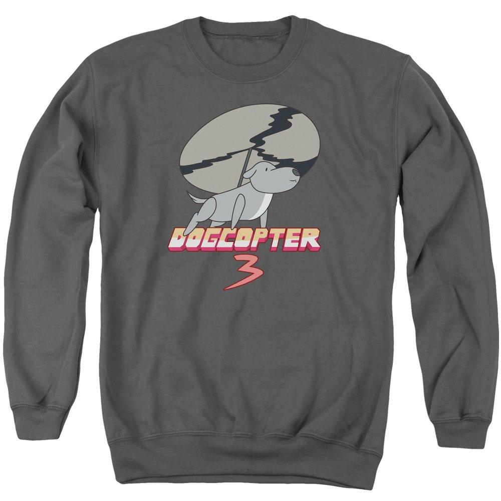 Steven Universe - - Herren Dogcopter 3 Sweater
