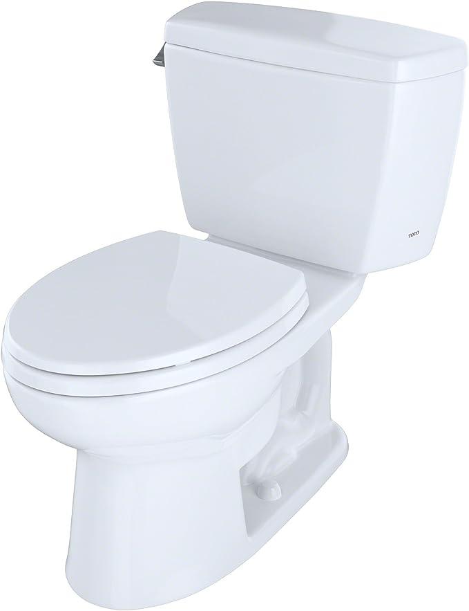 Toto CST744SFR.10 Drake Toilet