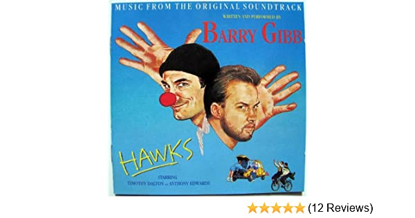 barry gibb hawks cd