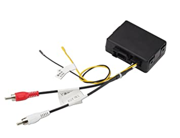volsmart Fibra Óptica Amplificador Decodificador para Mercedes-Benz CL/CLS/E/S/SL/SLK 2003: Amazon.es: Electrónica
