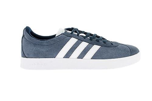 9fc561843d1 adidas VL Court 2.0, Zapatillas para Hombre: Amazon.es: Zapatos y  complementos