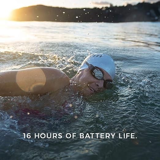 FORM Smart Swim Goggles, Gafas de natación inteligentes, medidor de ejercicios para piscinas y aguas abiertas con una pantalla transparente que muestra sus estadísticas mientras nada: Amazon.es: Ropa y accesorios