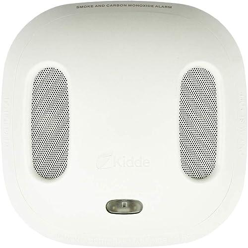 Kidde 21010625 Battery Operated Wireless Interconnected Combination Smoke Carbon Monoxide Alarm