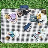 Picnic Blanket, 79''×77'' Waterproof Picnic