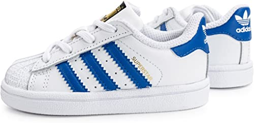 adidas superstar foundation bleu blanc rouge