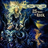 Doro: 25 Years in Rock (Audio CD)