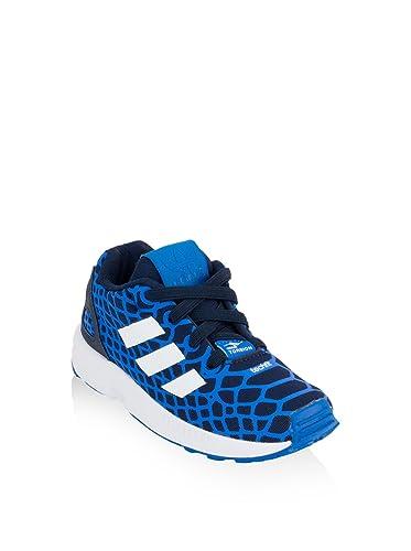 77ba829a7 adidas ZX Flux Techfit The I – Shoes for Children Multicolour Size  9.5K