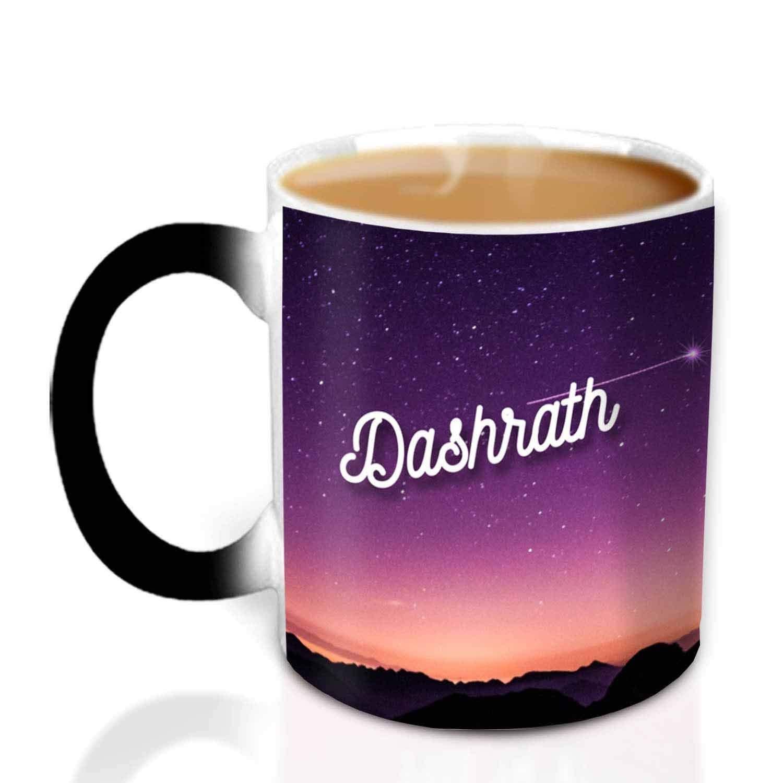 Buy Hot Muggs You Re The Magic Dashrath Magic Mug Personalised Name Ceramic 315ml 1 Unit Valentine Gift Online At Low Prices In India Amazon In
