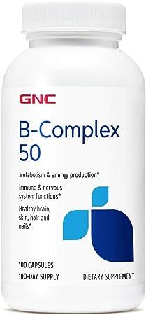 GNC B-Complex 50 MG