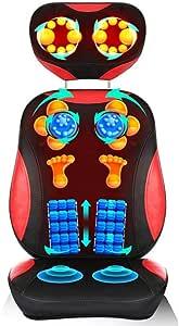 naipo cojín masajeador almohada de masaje para espalda y cervical