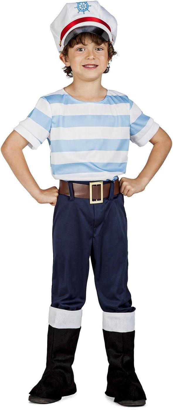 Disfraz de Marinero Lobo de Mar para niño: Amazon.es: Juguetes y ...