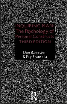 Book Inquiring Man: Theory of Personal Constructs