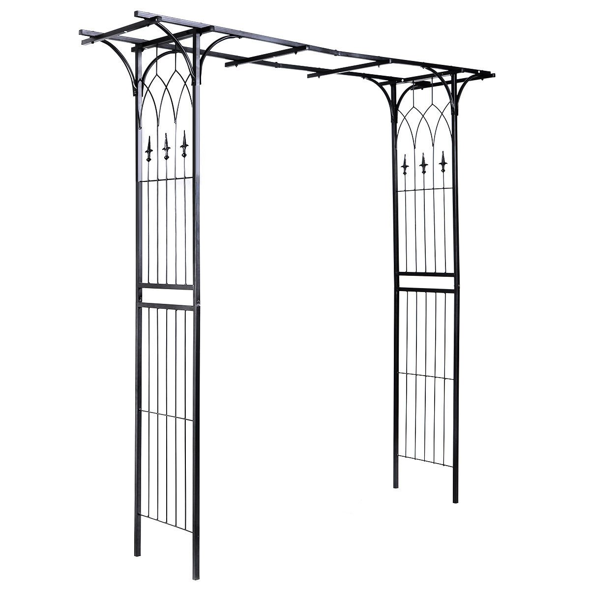 amazon com arbors plant support structures patio lawn u0026 garden