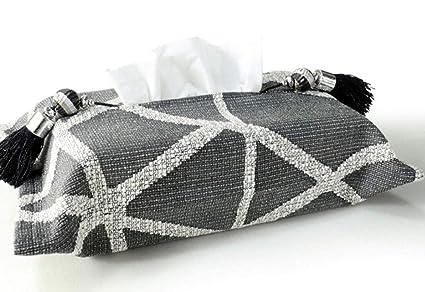 HDOUBR Estuche Grande y Moderno en Forma de Caja de pañuelos de Papel Toalla de Papel
