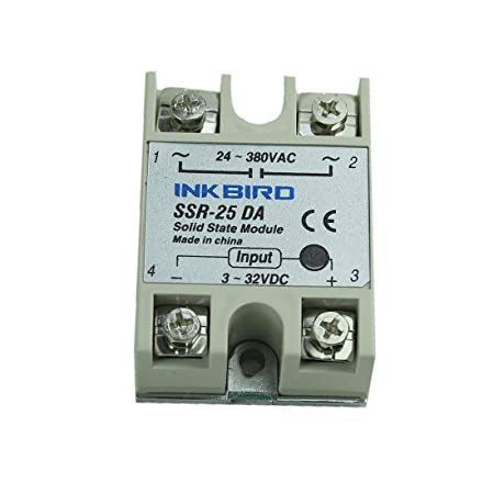 Inkbird Doble Rele 220v PID Termostato Digital ITC-100VH, Calentando y Enfriando Temperatura Control para Bomba de Agua Acuario Nevera Coche + K Sonda + ...