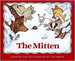 Image result for mitten book
