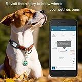 BARTUN GPS Pet Tracker, Cat Dog Tracking Device
