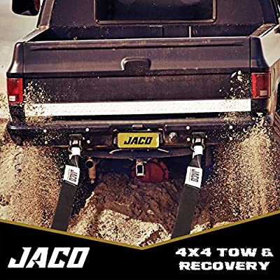 JACO TowPro Recovery Tow Strap (3