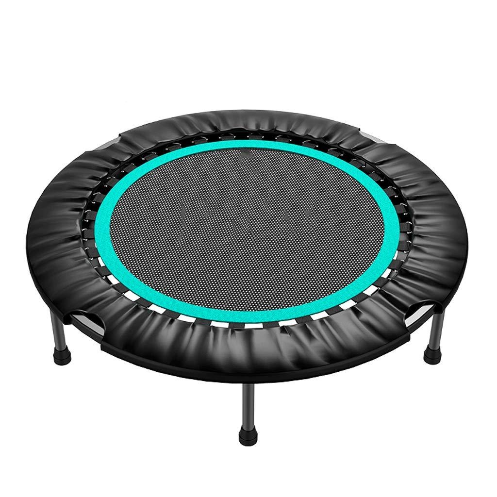 Trampolin Trampolin für Erwachsene Gymnastik für Kinder Indoor-Schlagbett für Kinder Abnehmen des Trampolins (Farbe : A)