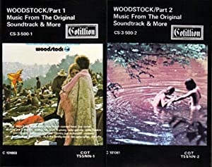 Woodstock; Music From the Original Soundtrack, Parts 1&2