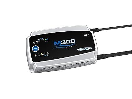 CTEK M300 25A Marine Cargador de batería: Amazon.es: Coche y ...