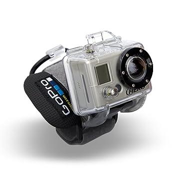 GoPro Casco cámara CAM HD Wrist Housing Prueba