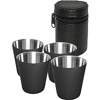 Outdoor Saxx® Juego de 5 Vasos de Acero