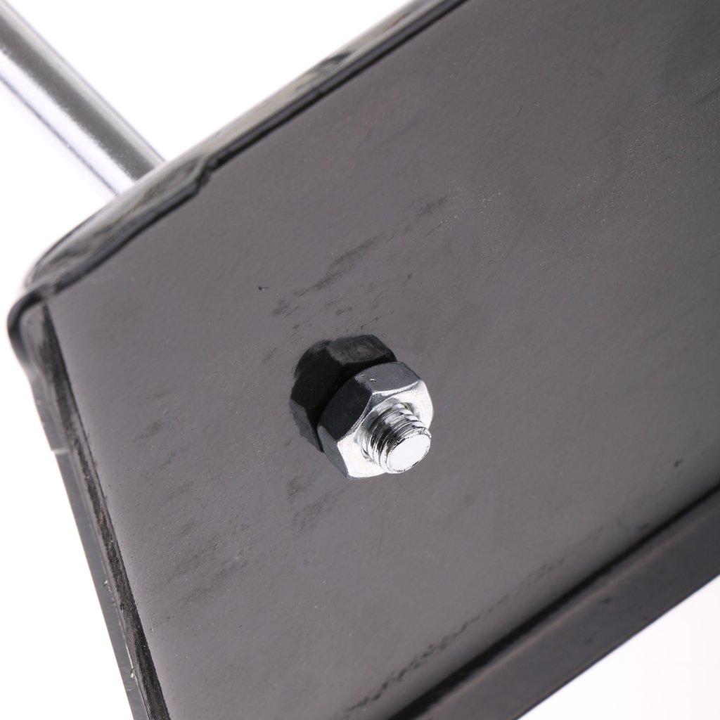 B Blesiya 40x Pinces en Acier Inoxydable Ourlet Clips Mesure R/ègle de Matelassage pour /Épinglage et Marquer Accessoires