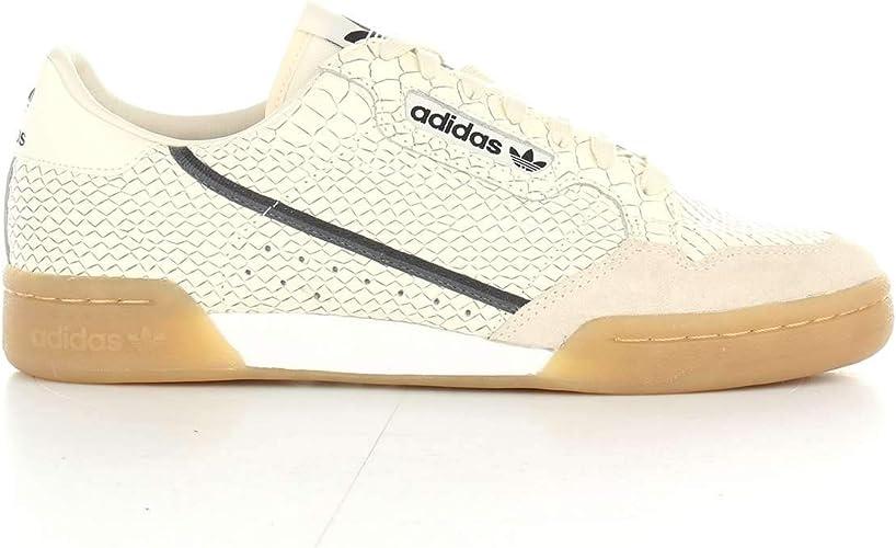 adidas continental 80 homme beige